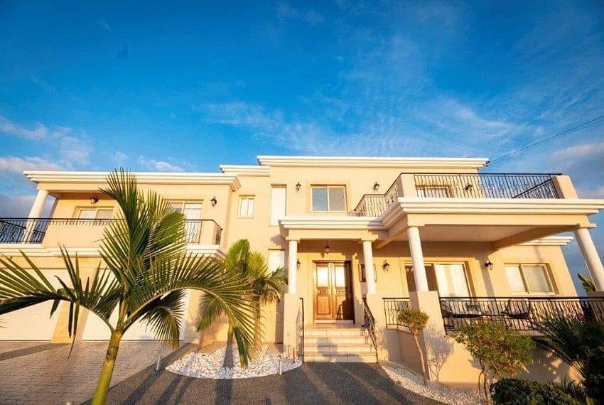 Spacious luxury 4 bed villa for sale Anarita Cyprus