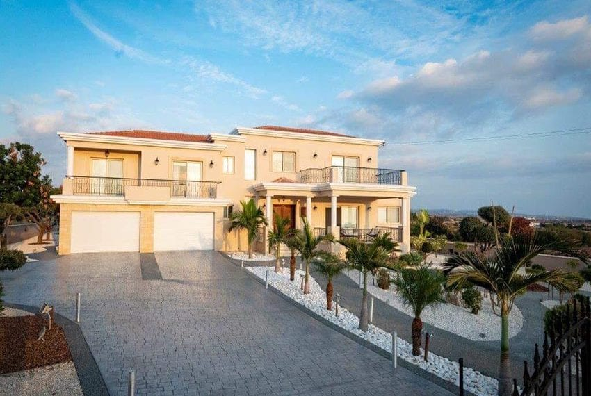 Spacious luxury 4 bed villa for sale Anarita Cyprus20