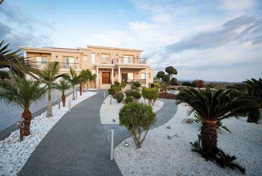 Spacious luxury 4 bed villa for sale Anarita Cyprus21