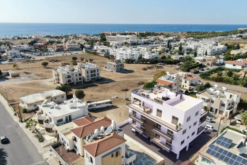 Modern apartments for sale near Pafos mall02
