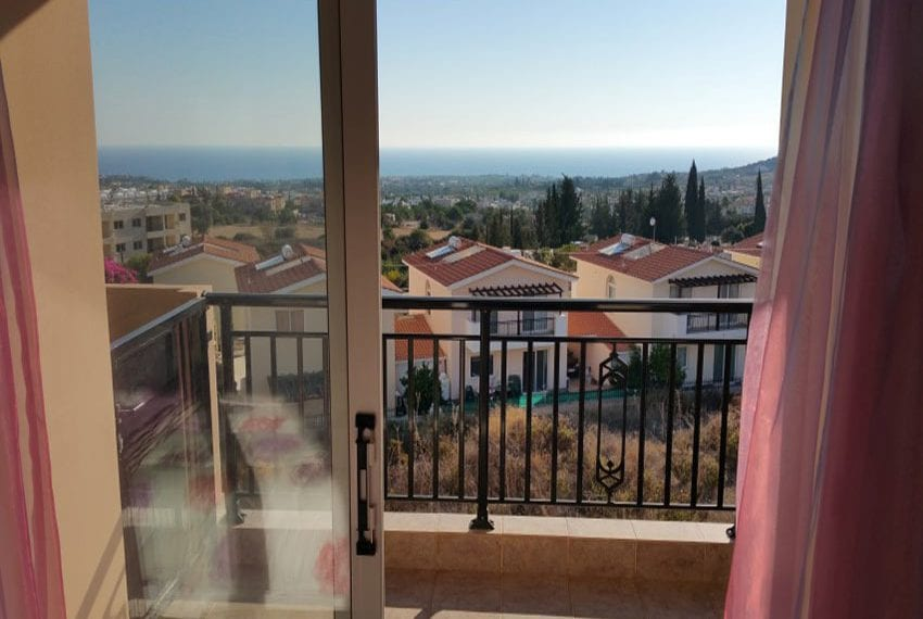 3 bed townhouse with sea views Peyia Cyprus02