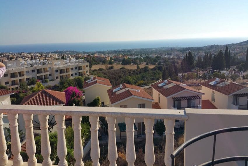 3 bed townhouse with sea views Peyia Cyprus03
