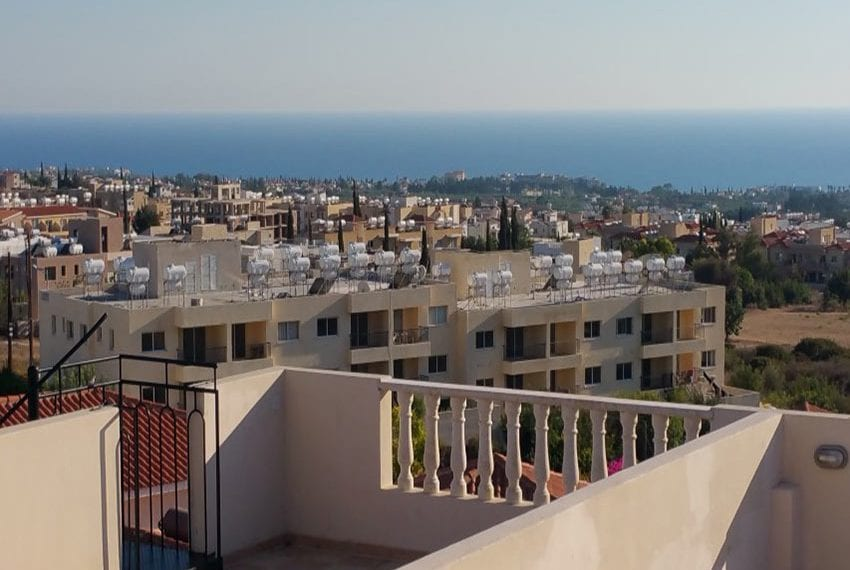 3 bed townhouse with sea views Peyia Cyprus04