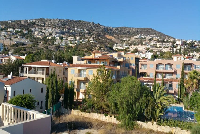 3 bed townhouse with sea views Peyia Cyprus05