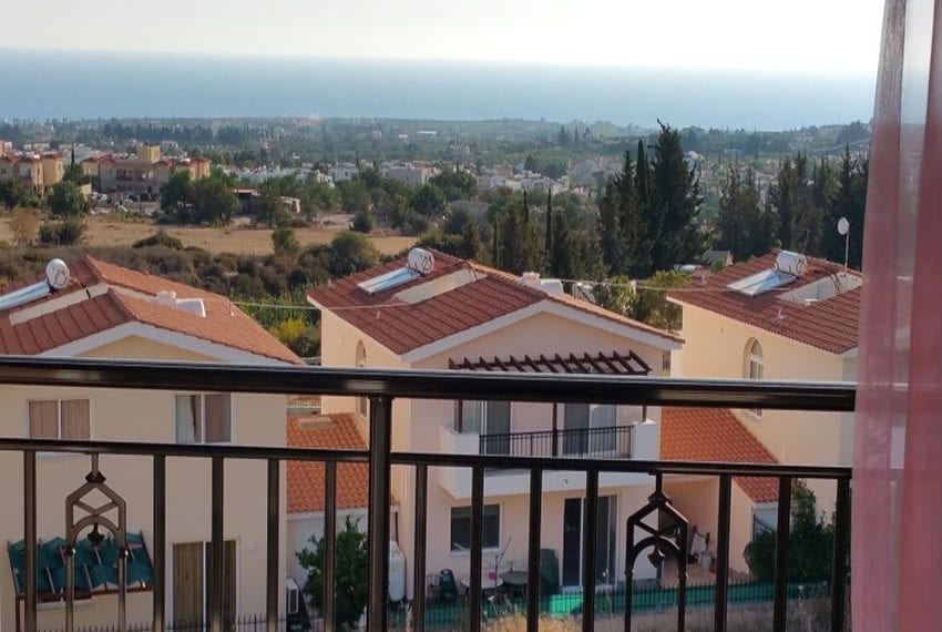3 bed townhouse with sea views Peyia Cyprus06