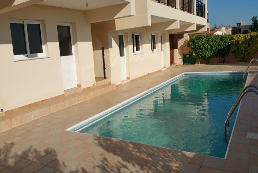 3 bed townhouse with sea views Peyia Cyprus08