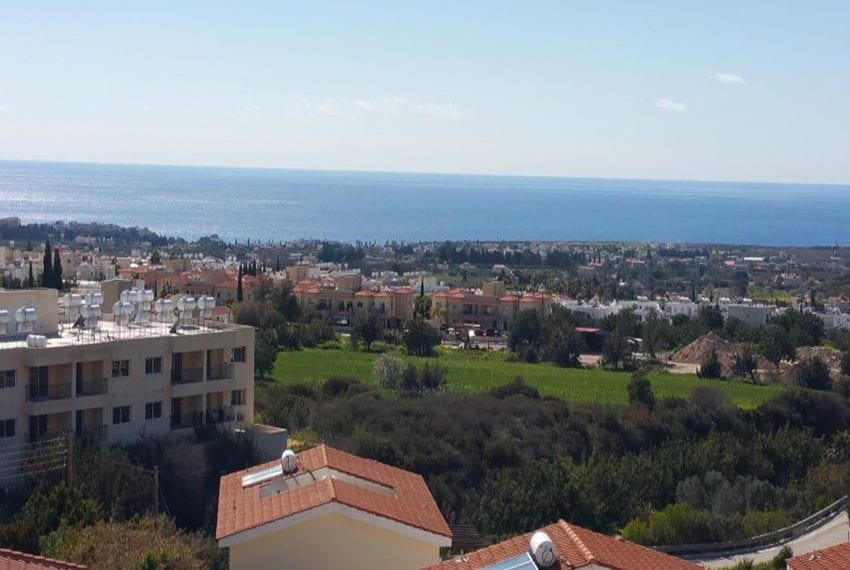 3 bed townhouse with sea views Peyia Cyprus17