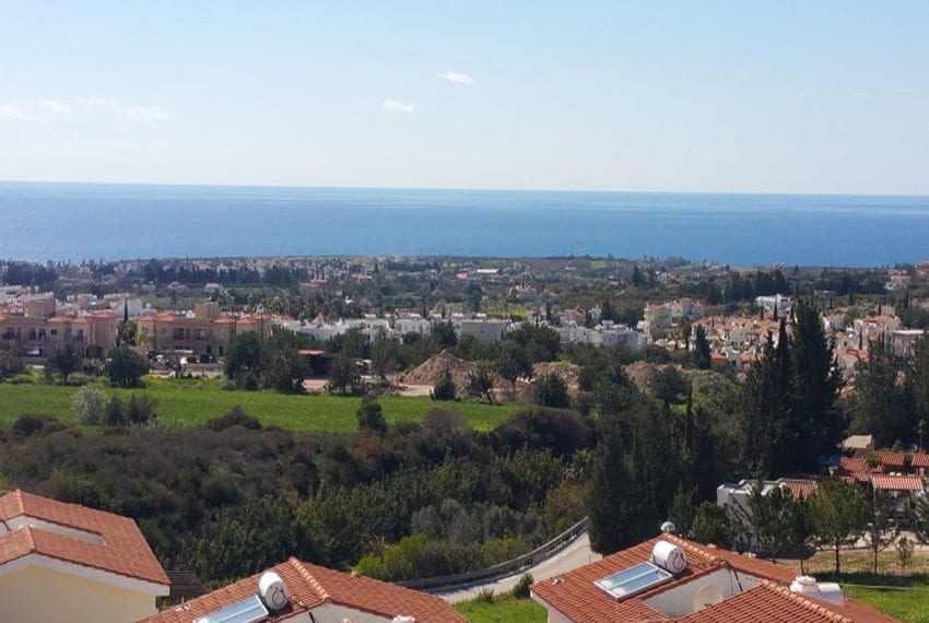3 bed townhouse with sea views Peyia Cyprus22