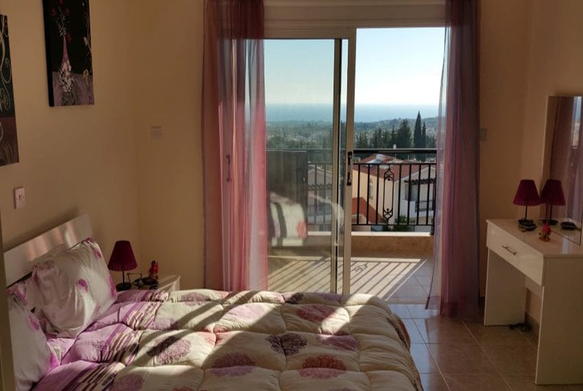 3 bed townhouse with sea views Peyia Cyprus24
