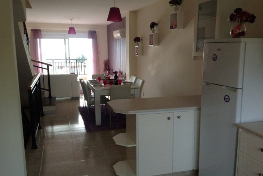 3 bed townhouse with sea views Peyia Cyprus28