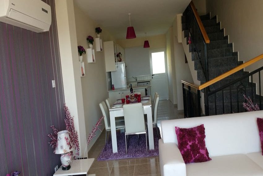 3 bed townhouse with sea views Peyia Cyprus31