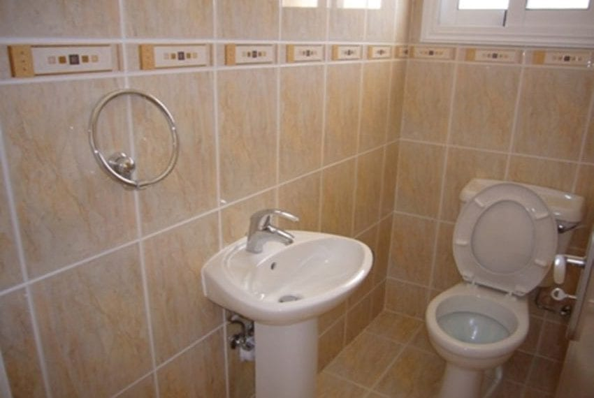 3 bed townhouse with sea views Peyia Cyprus37