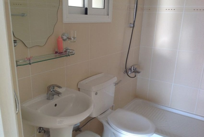 3 bed townhouse with sea views Peyia Cyprus38