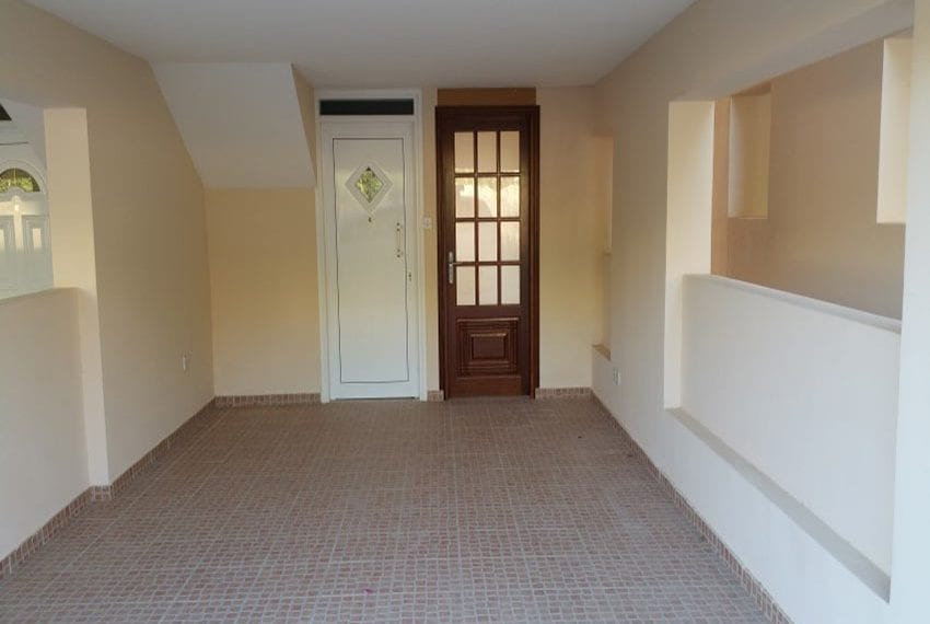 3 bed townhouse with sea views Peyia Cyprus40