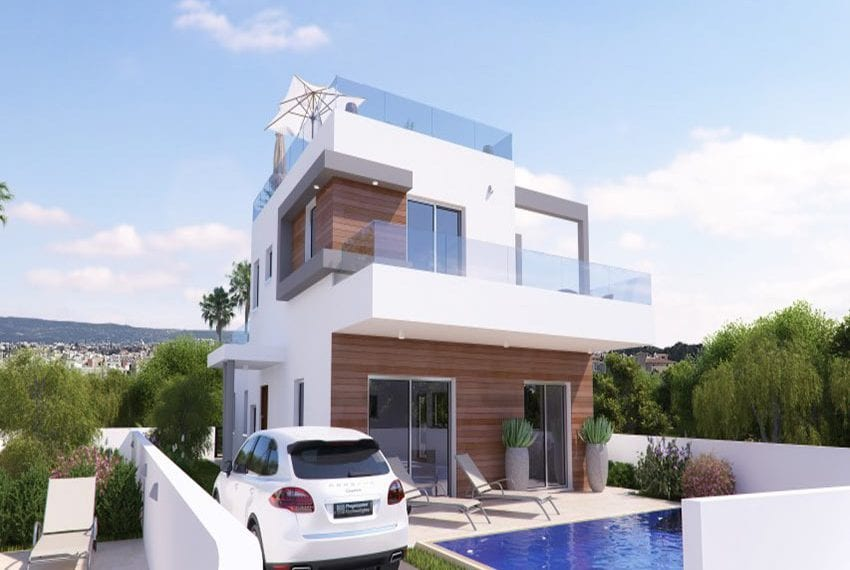 Downtown Pafos luxury villas for sale02