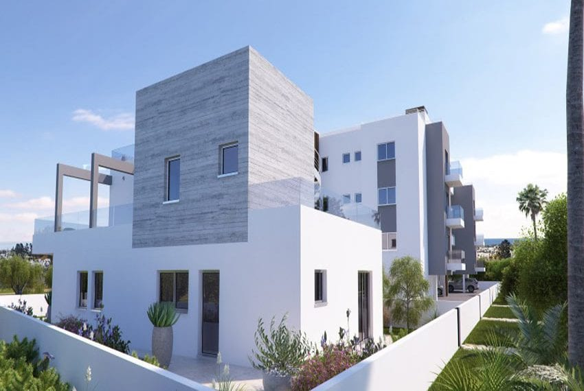 Downtown Pafos luxury villas for sale03