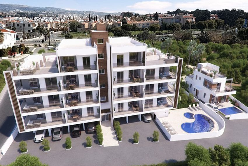 Downtown Pafos luxury villas for sale04
