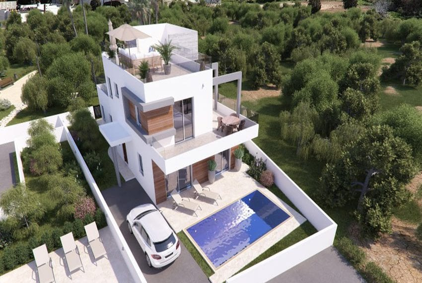 Downtown Pafos luxury villas for sale05