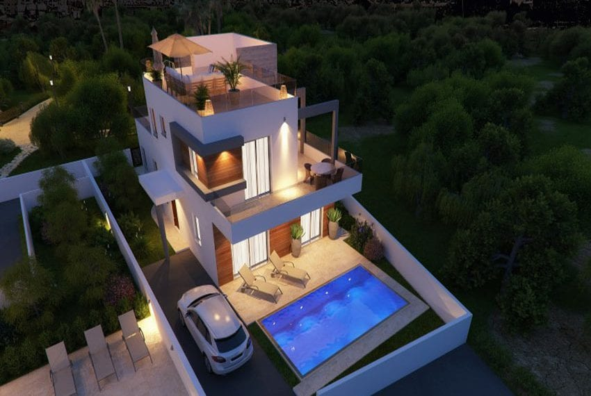 Downtown Pafos luxury villas for sale06