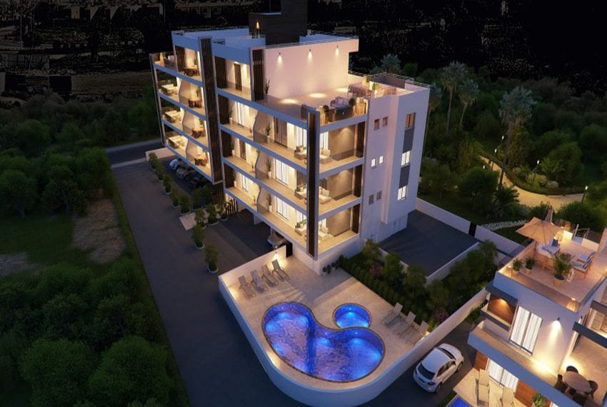 Downtown Pafos luxury villas for sale07