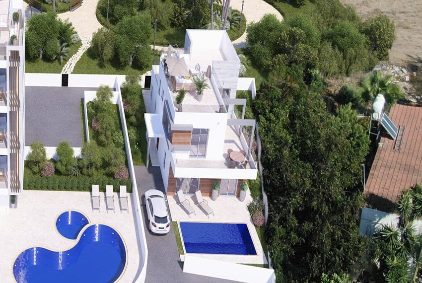 Downtown Pafos luxury villas for sale08