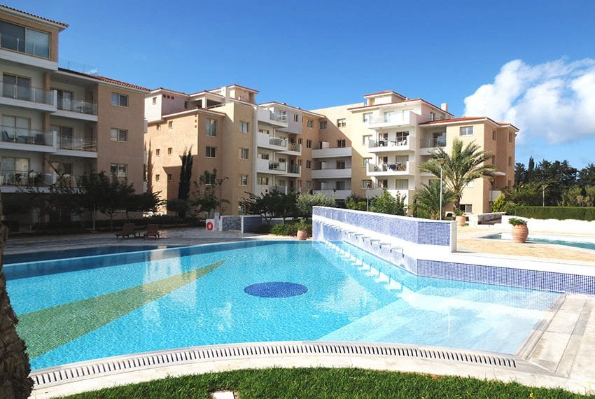 Elysia park Pafos apartments for sale