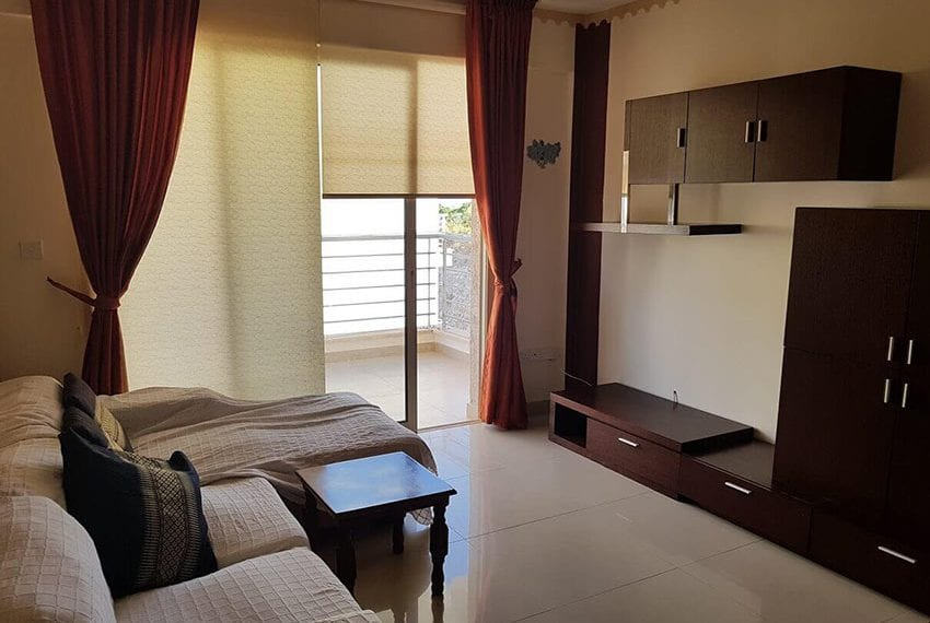Spacious 1 bed apartment for sale Germasogeia11