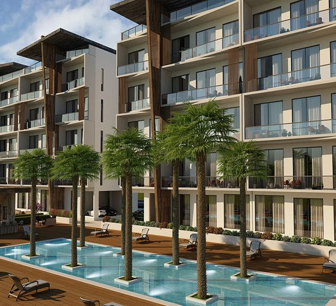 Block of apartments for sale Universal Paphos