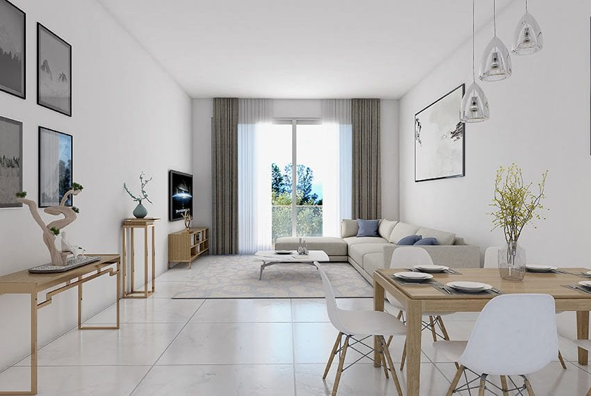 modern apartments for sale in Paphos Universal02