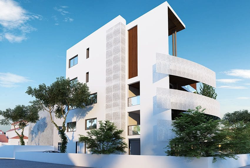 Sea front residency for sale in Paphos Cyprus