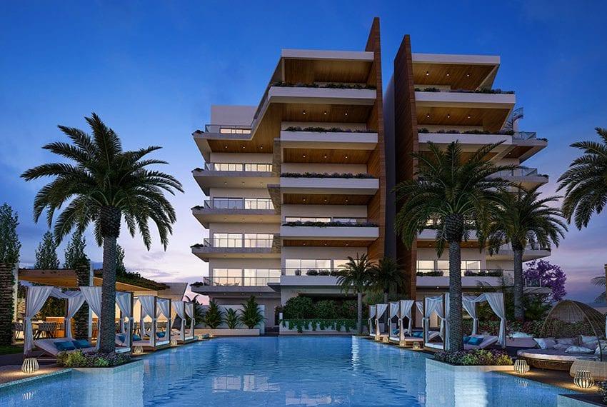 Apartments for sale Limassol city center