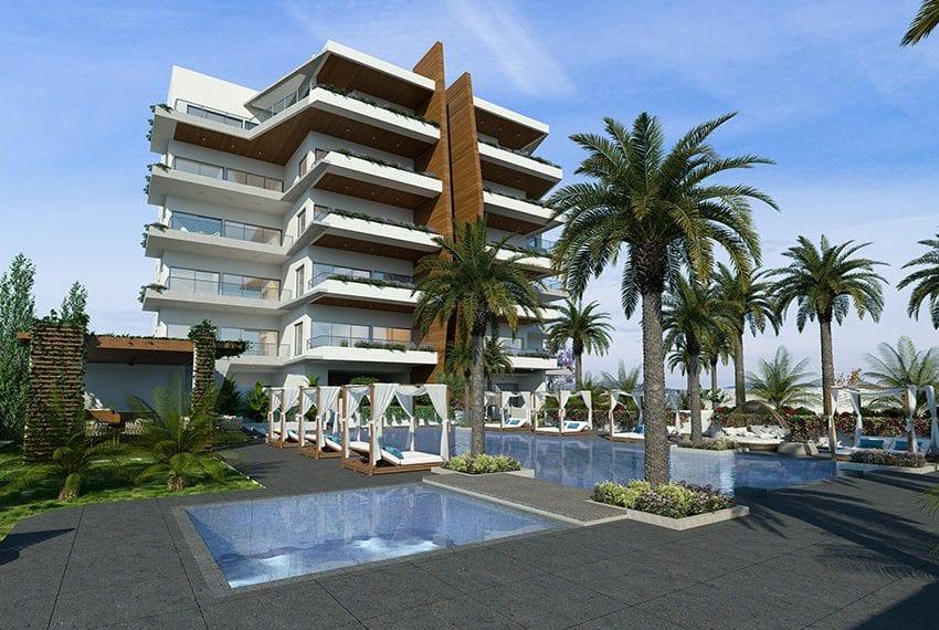 Apartments for sale Limassol city center10