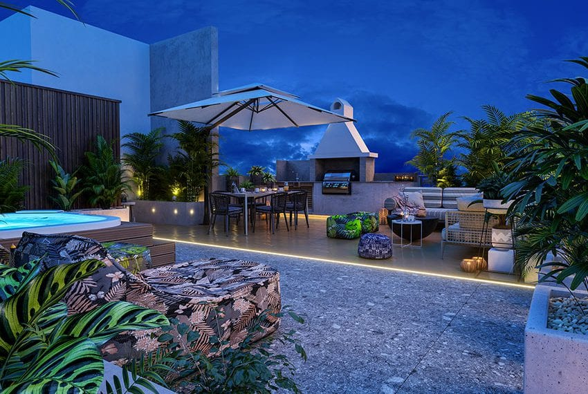 Modern Penthouse for sale in Limassol Cyprus