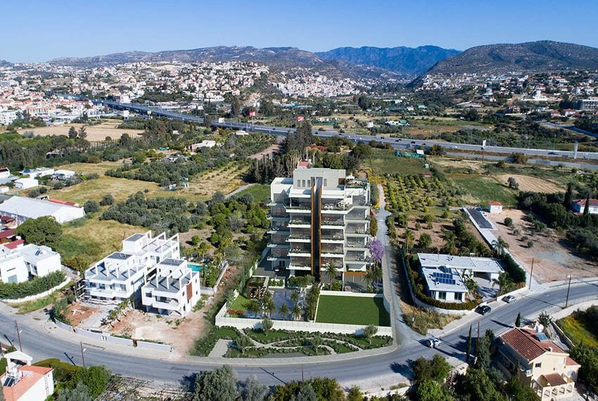 Modern Penthouse for sale in Limassol Cyprus01