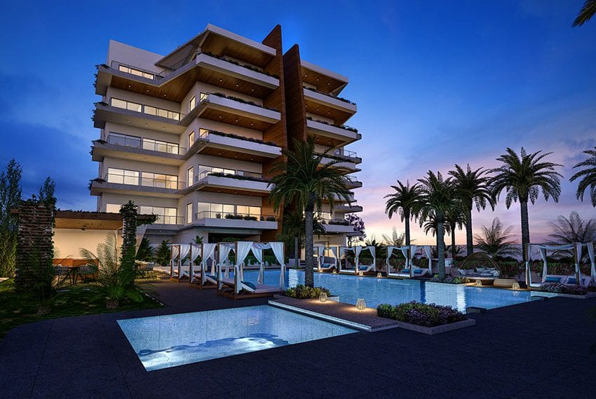 Modern Penthouse for sale in Limassol Cyprus07
