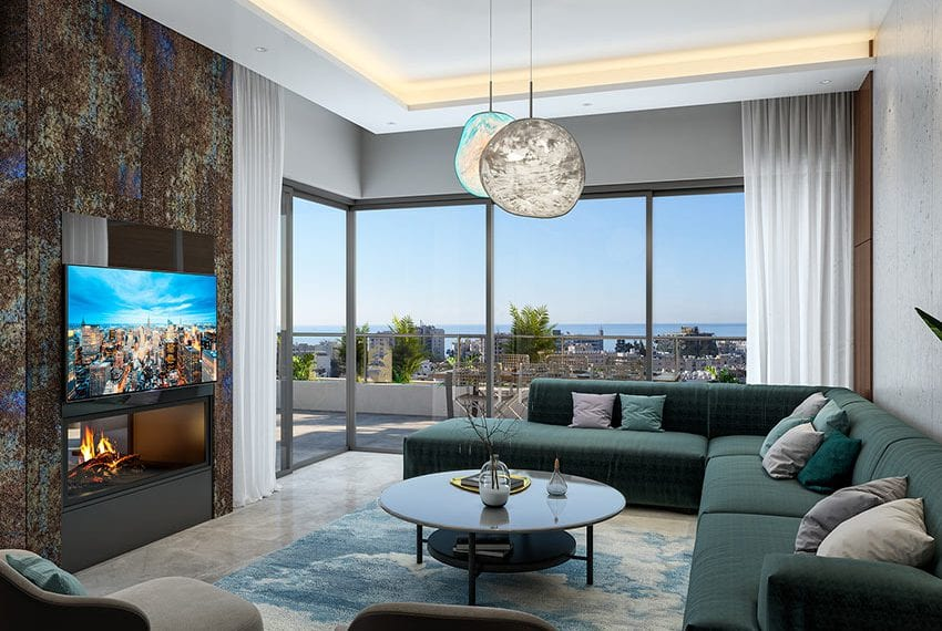 Modern Penthouse for sale in Limassol Cyprus13