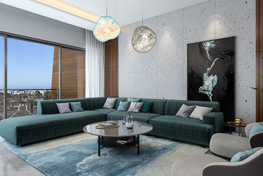 Modern Penthouse for sale in Limassol Cyprus17