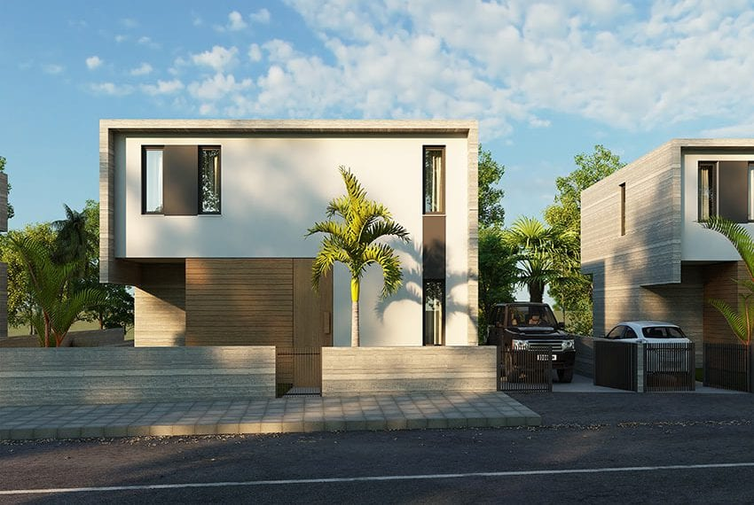 Bay view villas for sale in Pafos Cyprus01