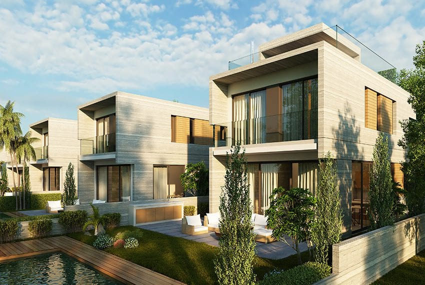Bay view villas for sale in Pafos Cyprus03