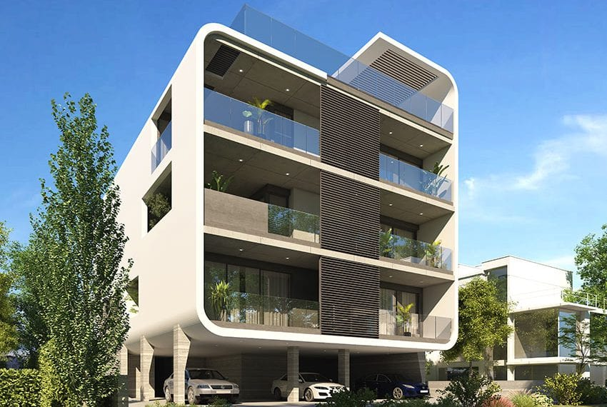 Cyprus investment program residential building for sale03