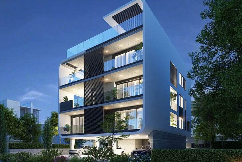 Cyprus investment program residential building for sale05
