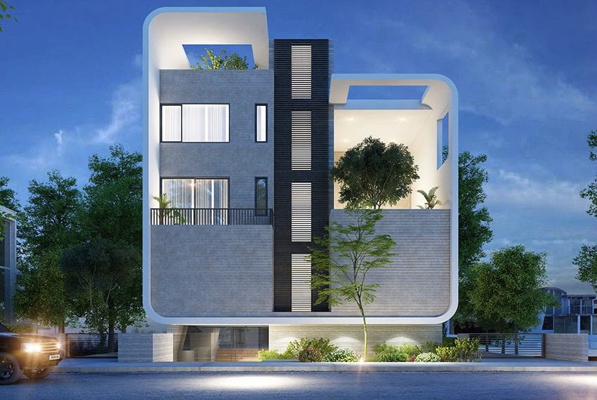 Cyprus investment program residential building for sale06