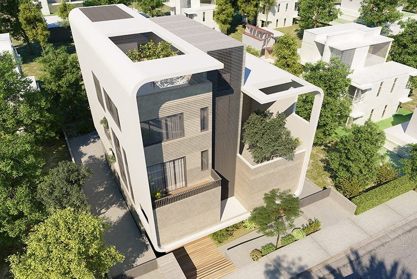 Cyprus investment program residential building for sale07