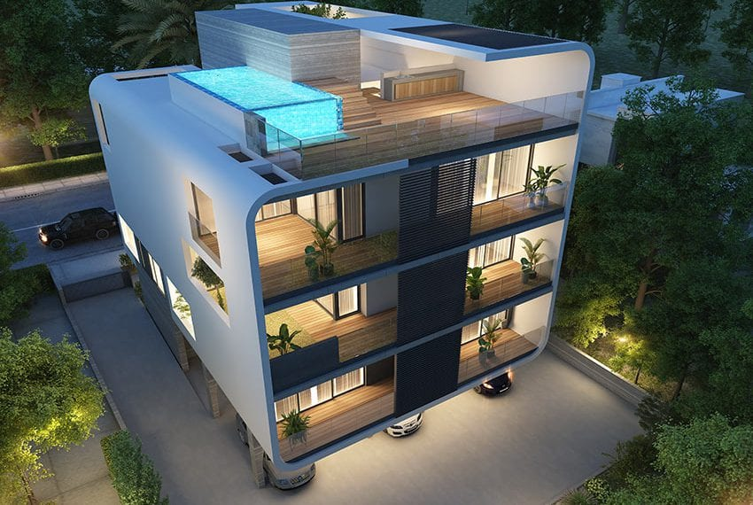 Cyprus investment program residential building for sale08