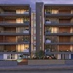 Modern apartments block for sale Pafos