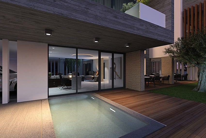 Modern apartments block for sale Pafos02