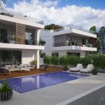 Luxury villas for sale Vardas beach Paphos