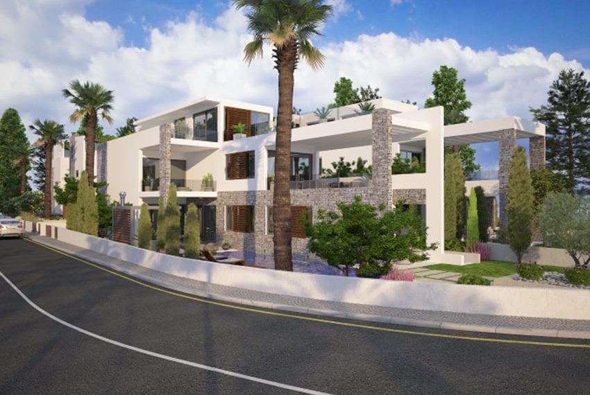 Luxury villas for sale Vardas beach Paphos02