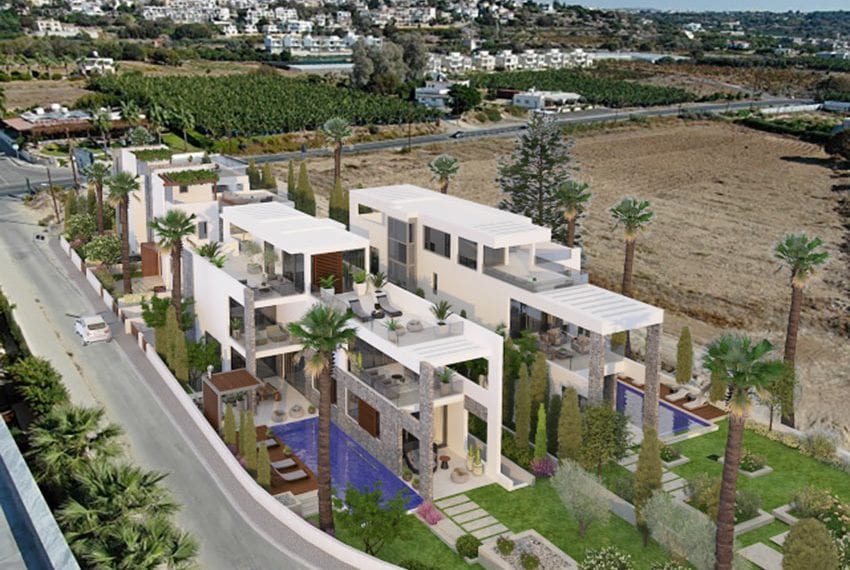 Luxury villas for sale Vardas beach Paphos05