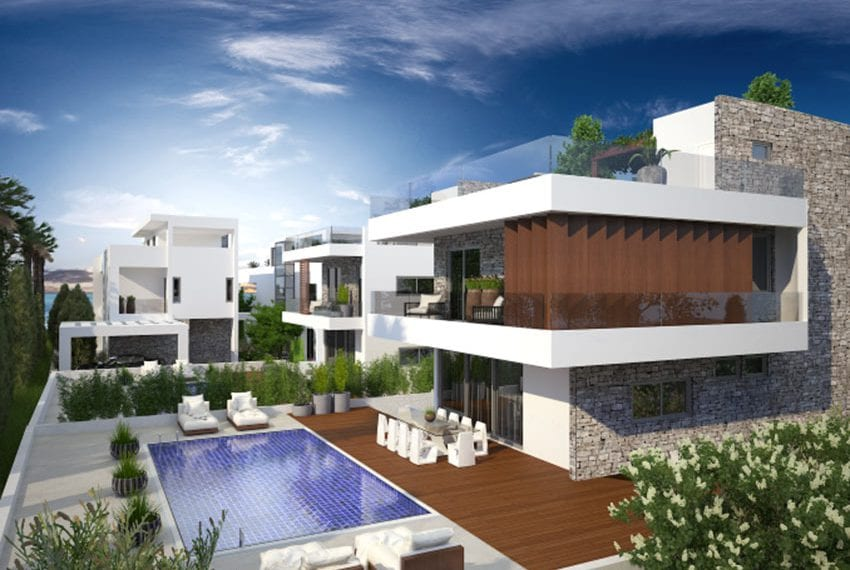 Luxury villas for sale Vardas beach Paphos09